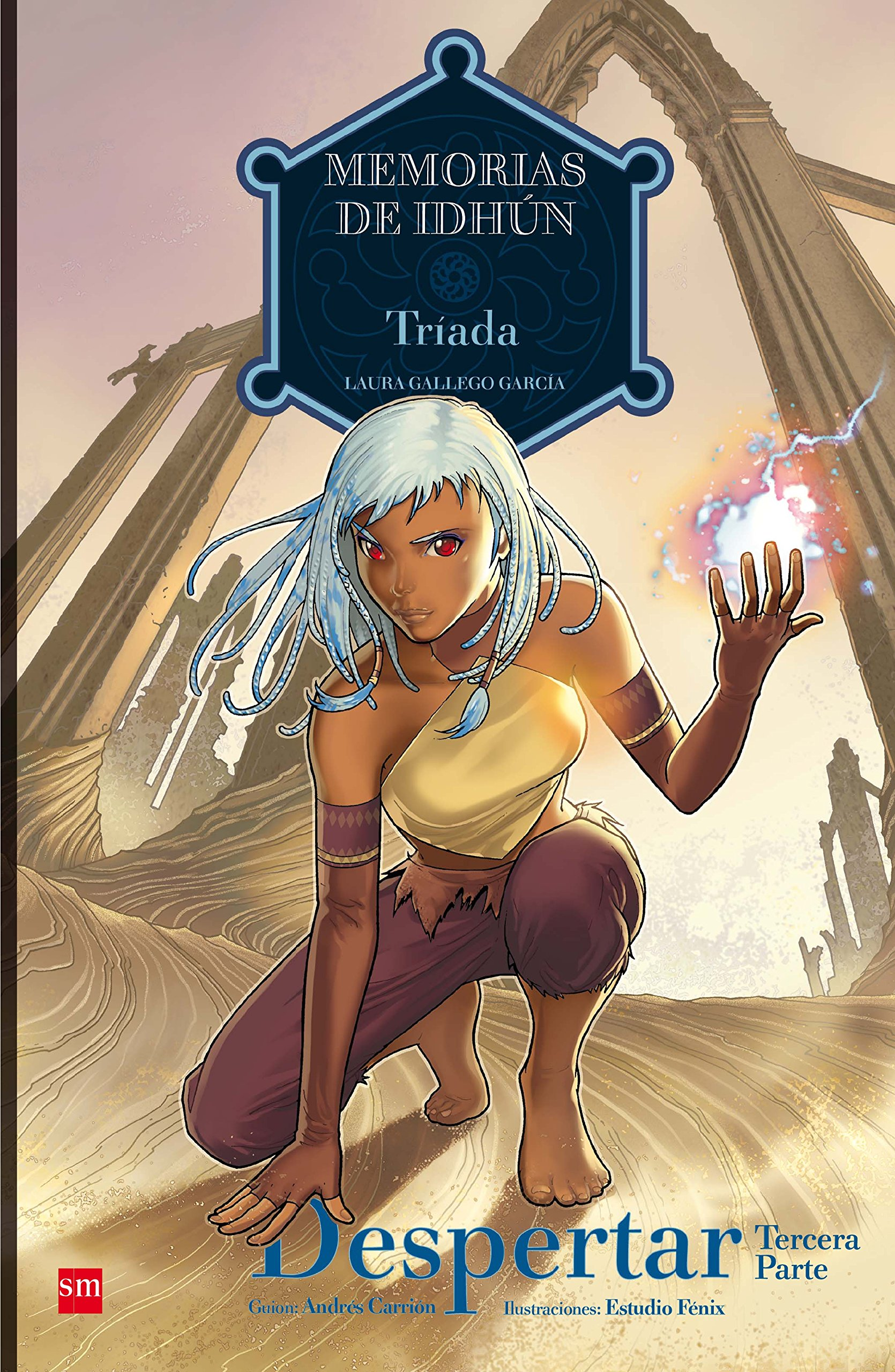 comics memorias de idhun