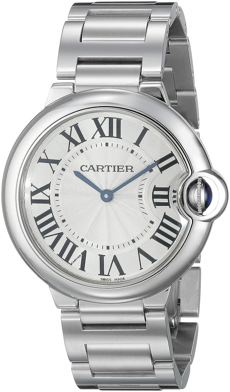 Gender-neutral Watch, Automatic Watch, Round Watch, Cartier Watch