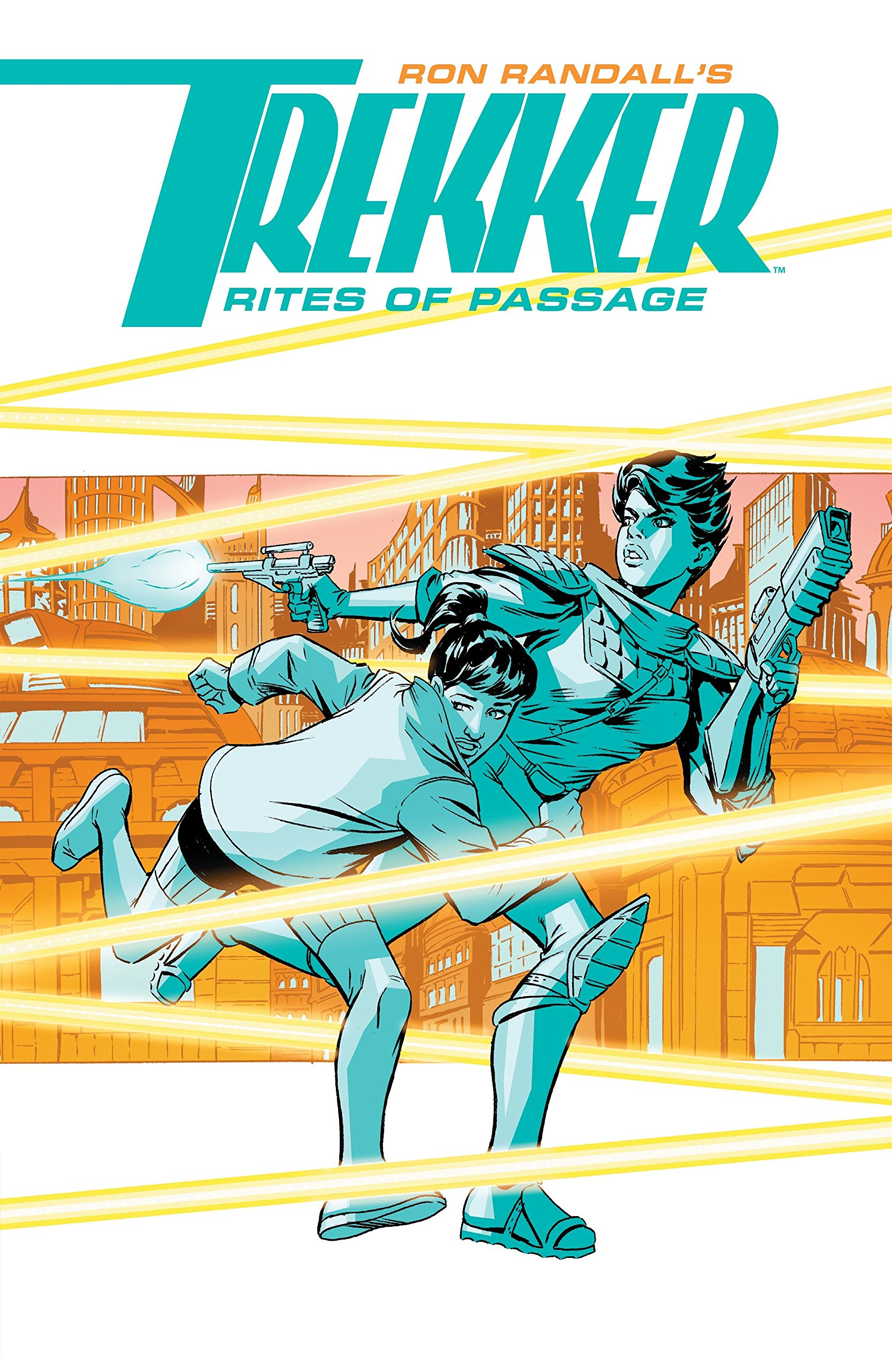 Trekker: Rites of Passage pdf