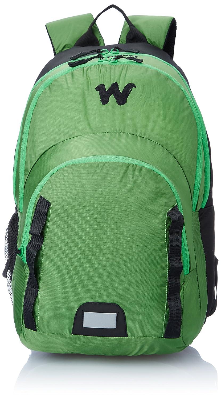 Wildcraft Hypadura Green Casual Backpack (8903338041382)