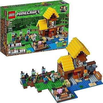 mini Lego Farm Cottage