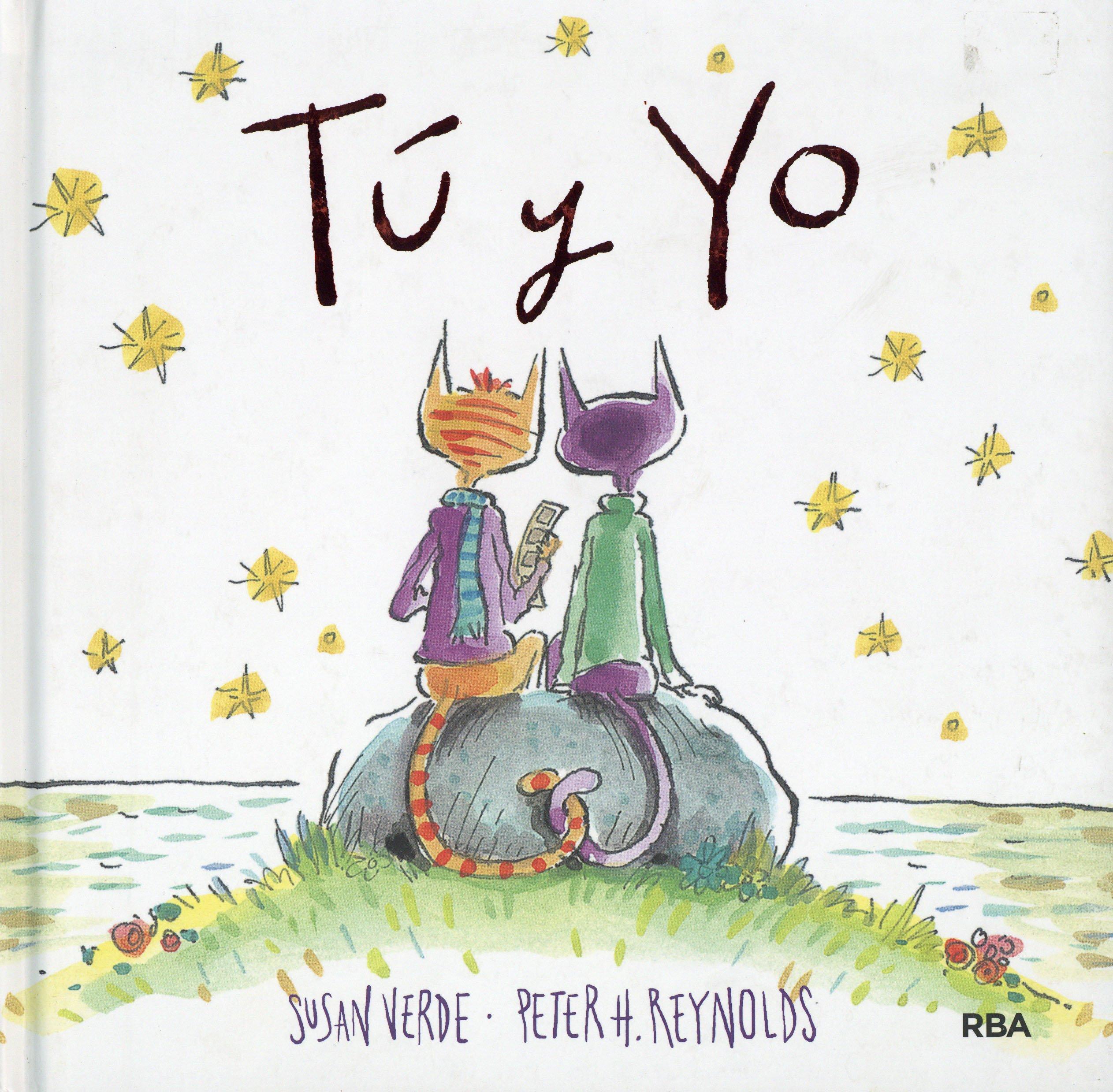 Tú y yo (COFRE ENCANTADO): Amazon.es: PETER H. REYNOLDS, Victoria Simó:  Libros