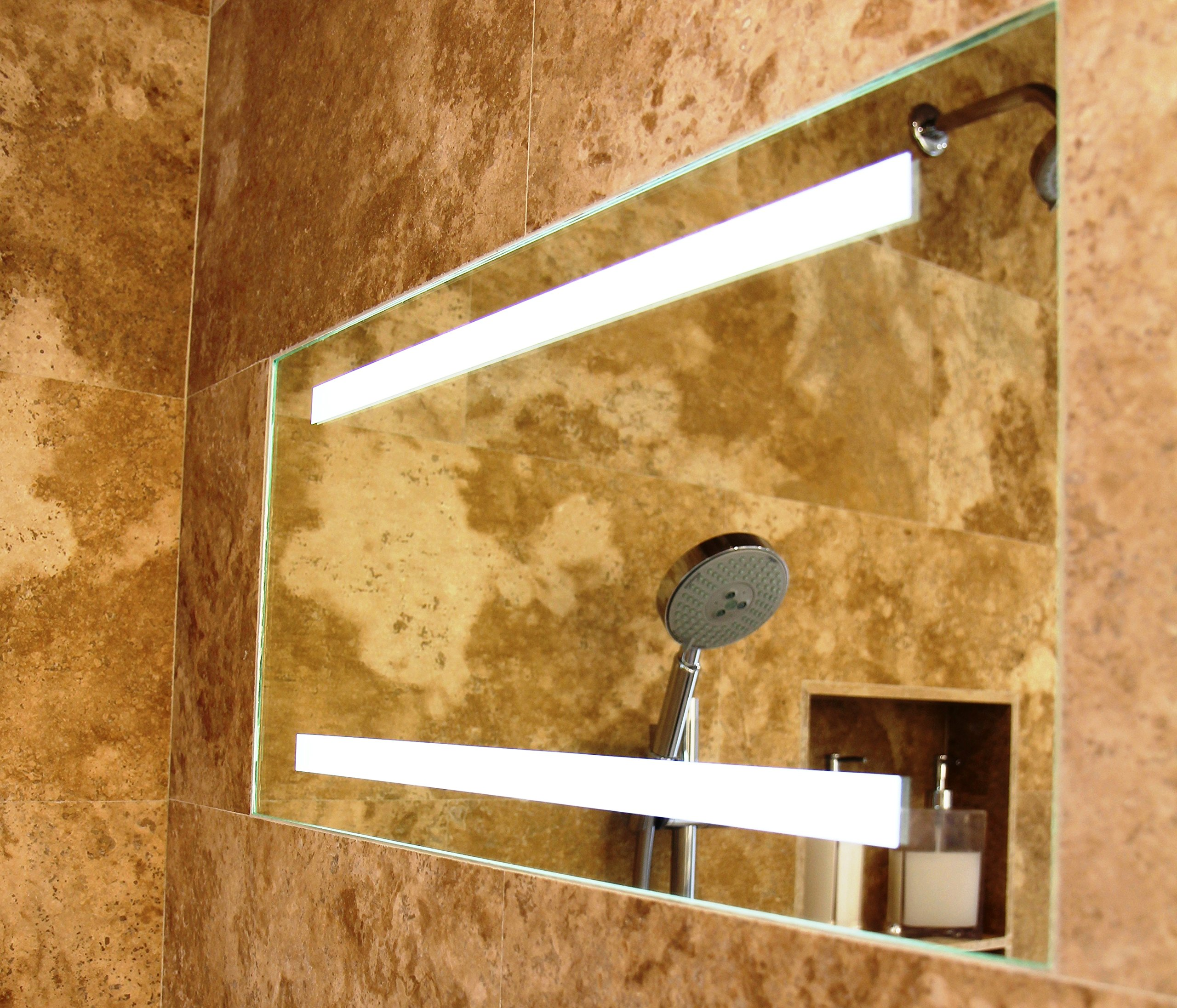 ClearMirror Showerlite (18x18) by ClearMirror (Image #5)