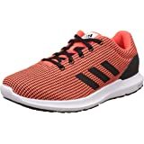 Adidas Men's Cosmic M Solred, Cblack and Ftwwht Running Shoes