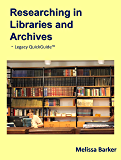 Researching in Libraries and Archives