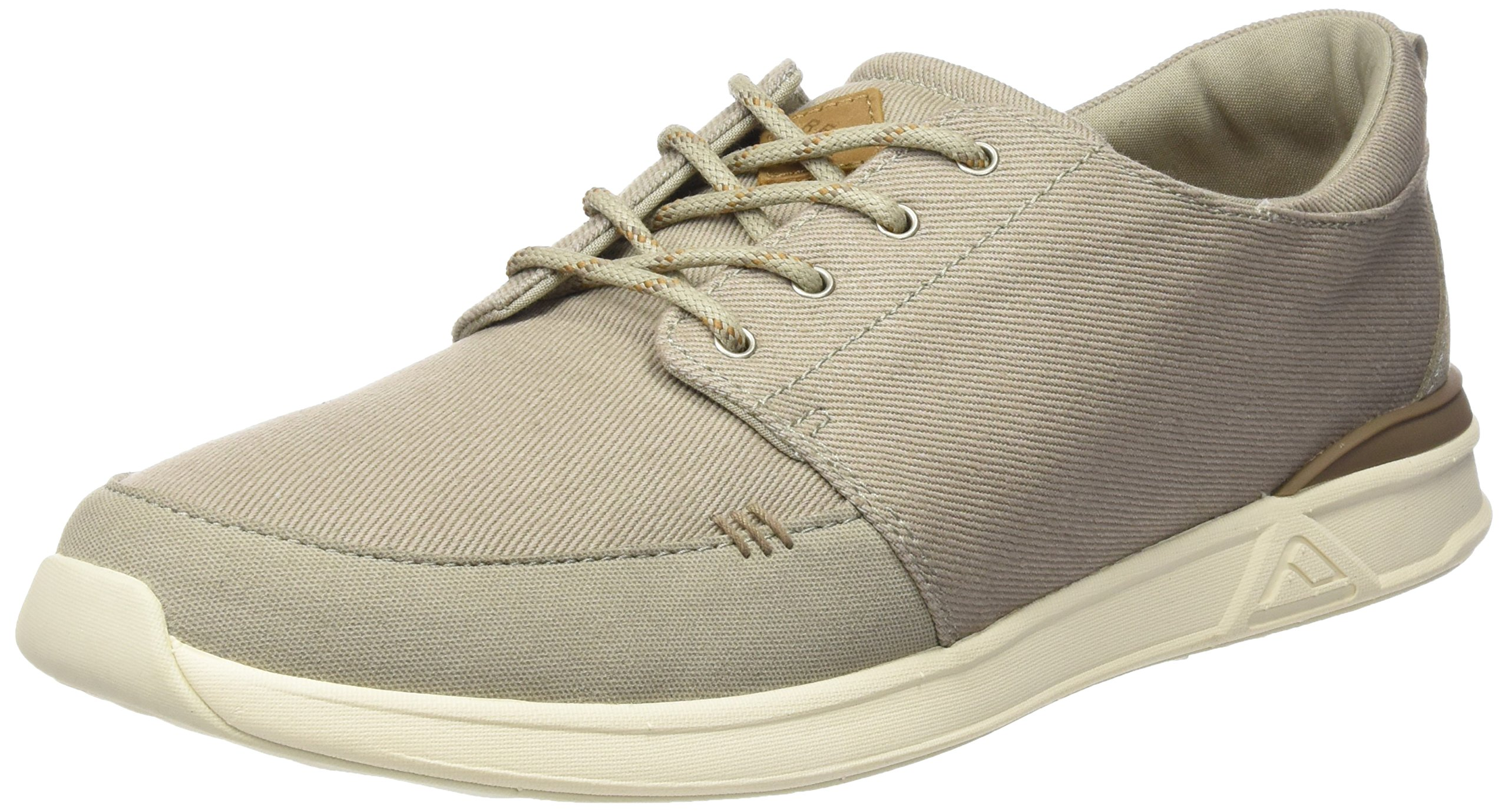Reef Mens Rover Low Sneaker Sand Size 8