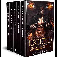 Exiled Dragons Box Set (Volume I) (English Edition)
