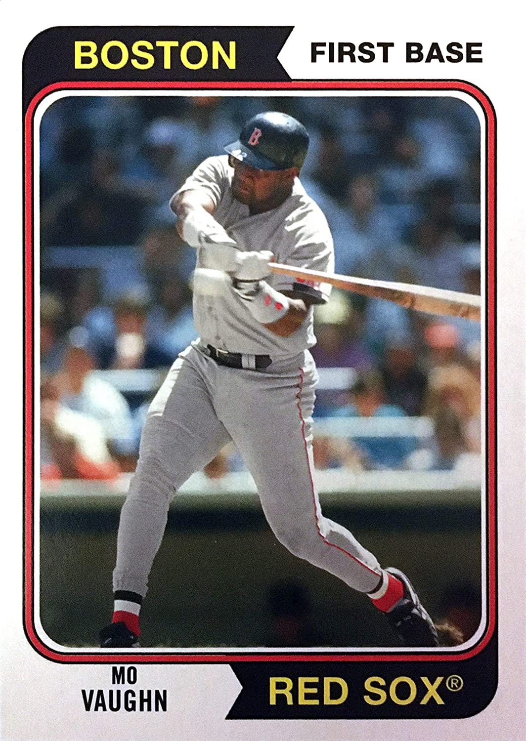 2020 Topps Archives #150 Mo Vaughn