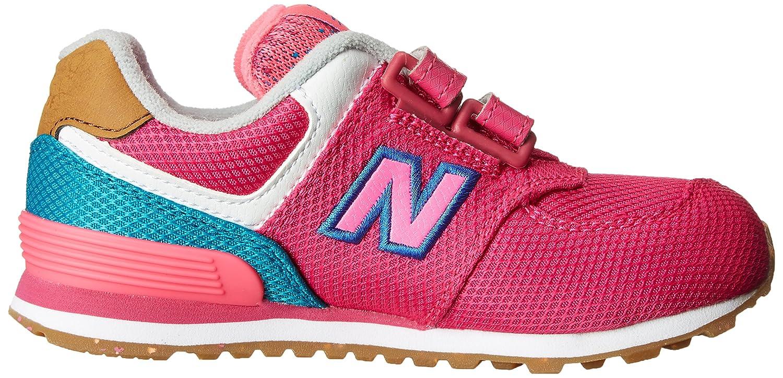 Amazon.com: New Balance KG574 Expedition Running Shoe (Infant ...