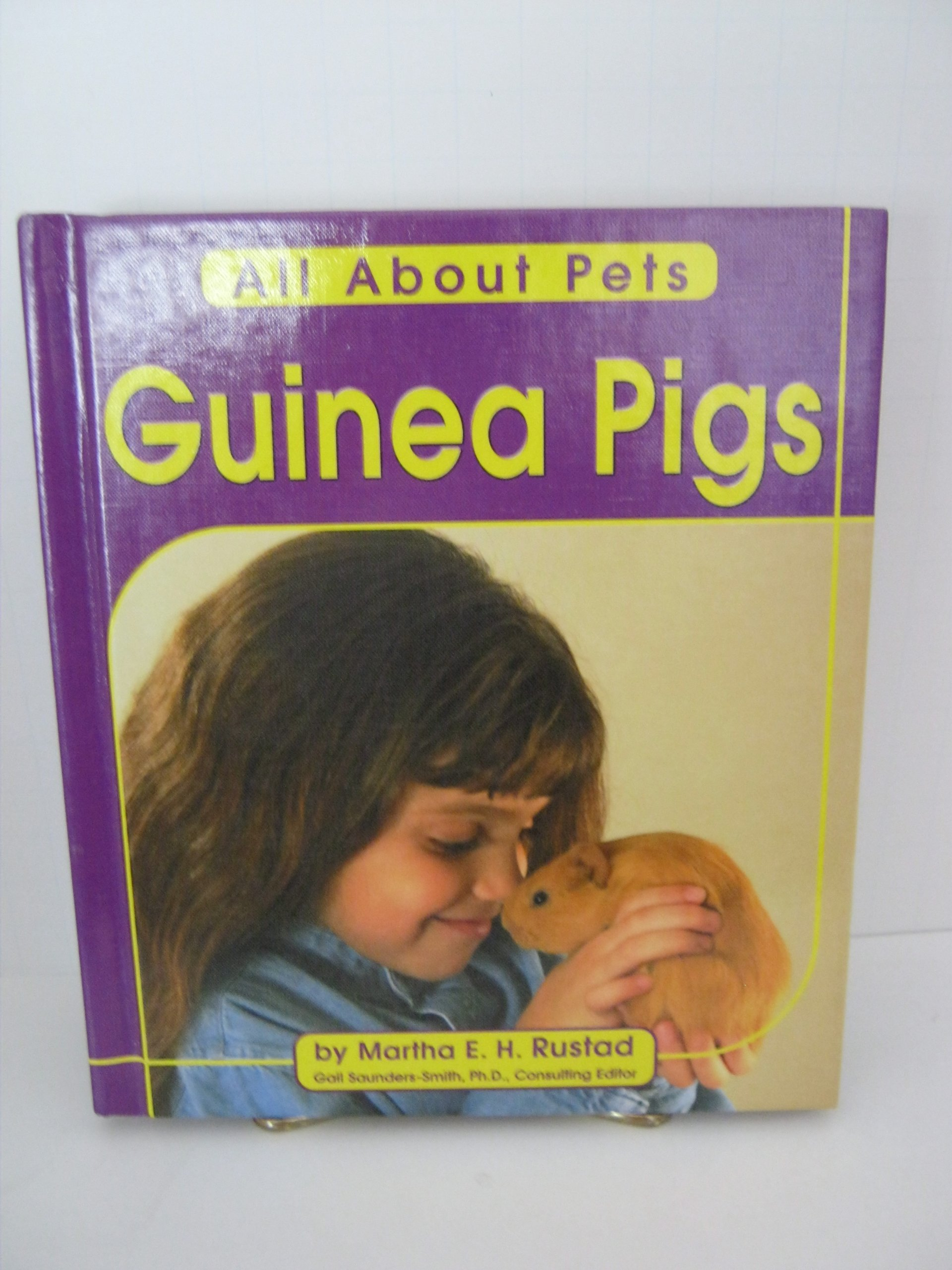 Download Guinea Pigs (All about Pets) pdf