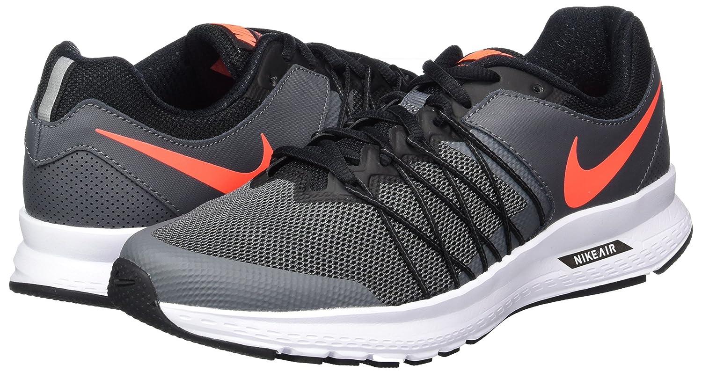finest selection 2e40f 66a0a Nike Air Relentless 6, Chaussures de Trail Homme, Gris (Dark Grey Hyper  Orange Black White 005), 40.5 EU  Amazon.fr  Chaussures et Sacs