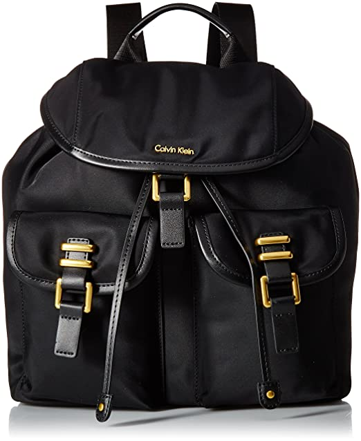 4c42fb5b77 Calvin Klein womens Calvin Klein Bailey Nylon Backpack