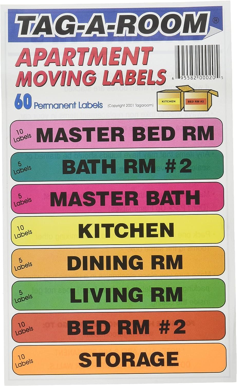 Apartment Labels