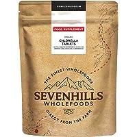 Sevenhills Wholefoods Chlorella-Tabletten Bio 2000 x 500mg, 1kg