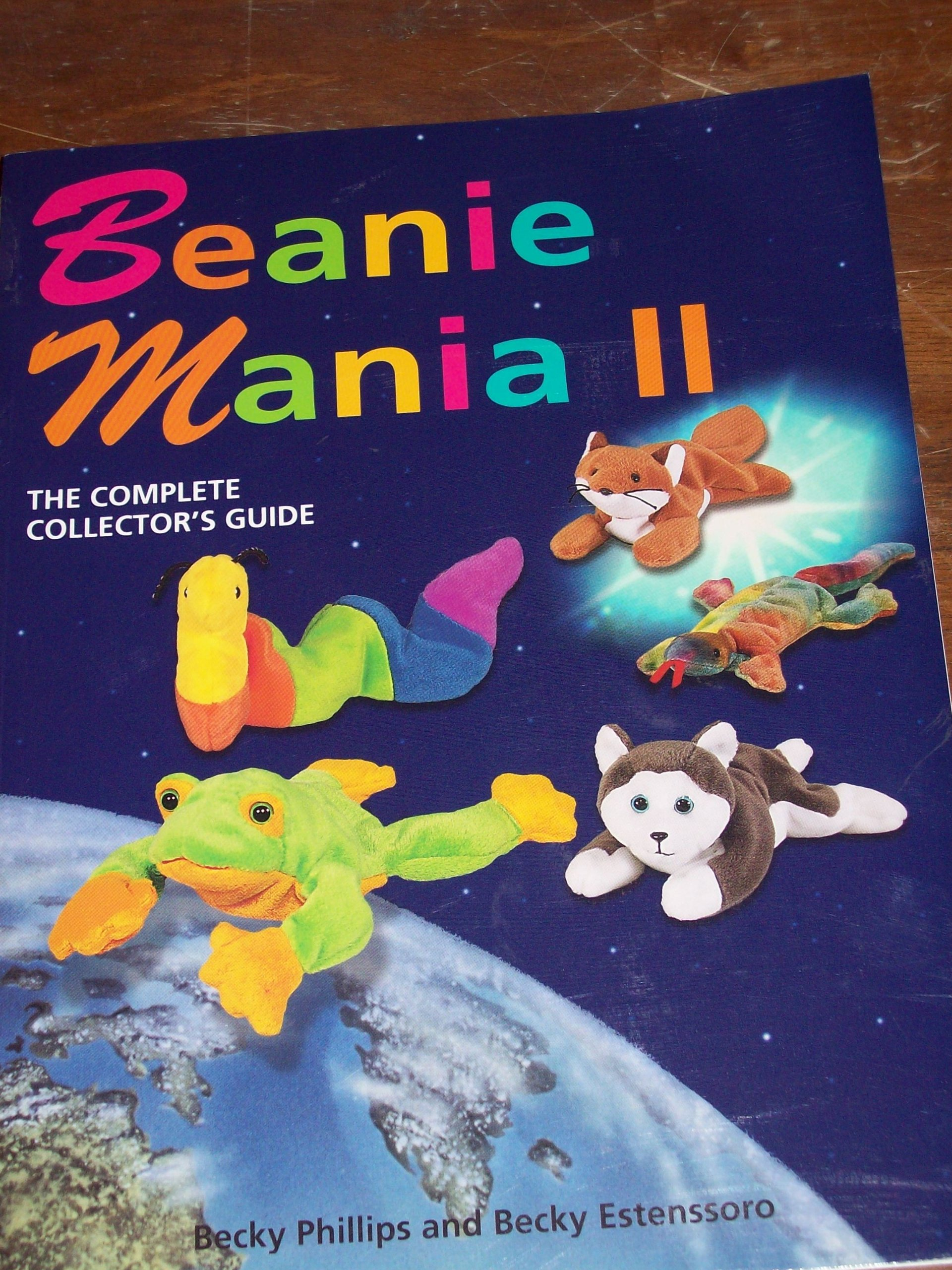 Beanie Mania II: The Complete Collector's Guide