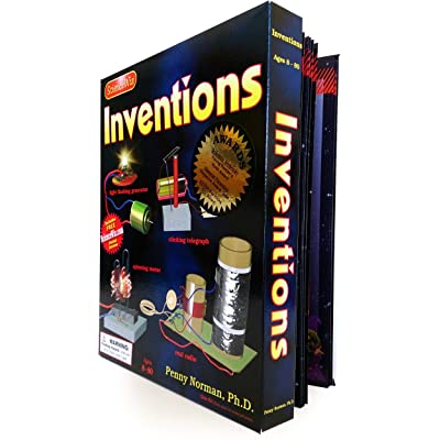 ScienceWiz / Inventions Kit: PhD Penny Norman: Toys & Games