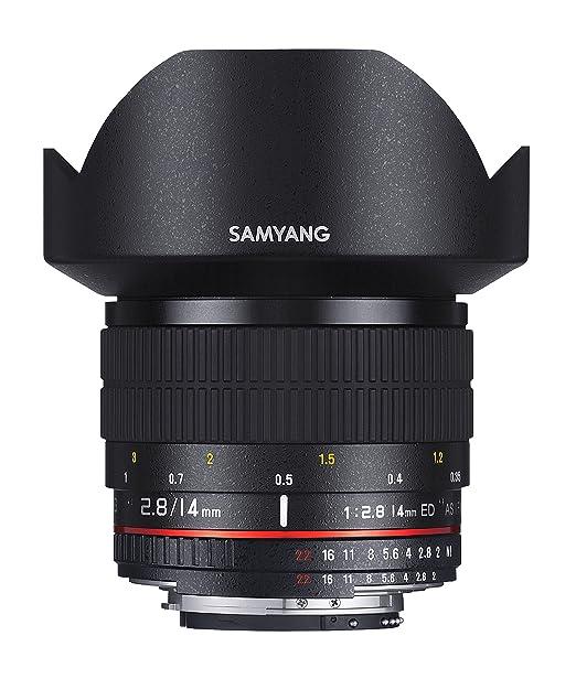 307 opinioni per Samyang Obiettivo 14mm F/2,8 ED AS IF UMC per Sony con attoìacco tipo Sony A,