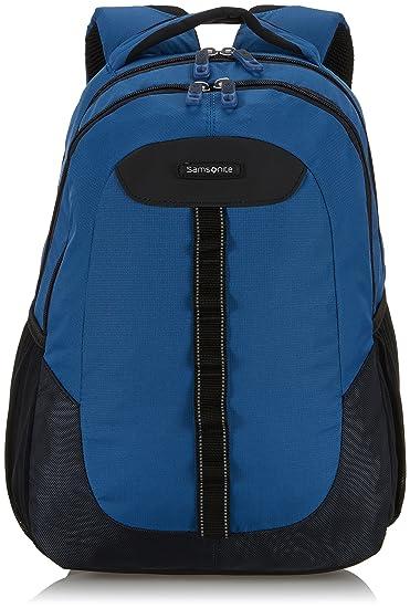 faac4b4960fc7 Samsonite Wanderpacks Sırt Çantası S-Mavi 65V-1100: Amazon.com.tr