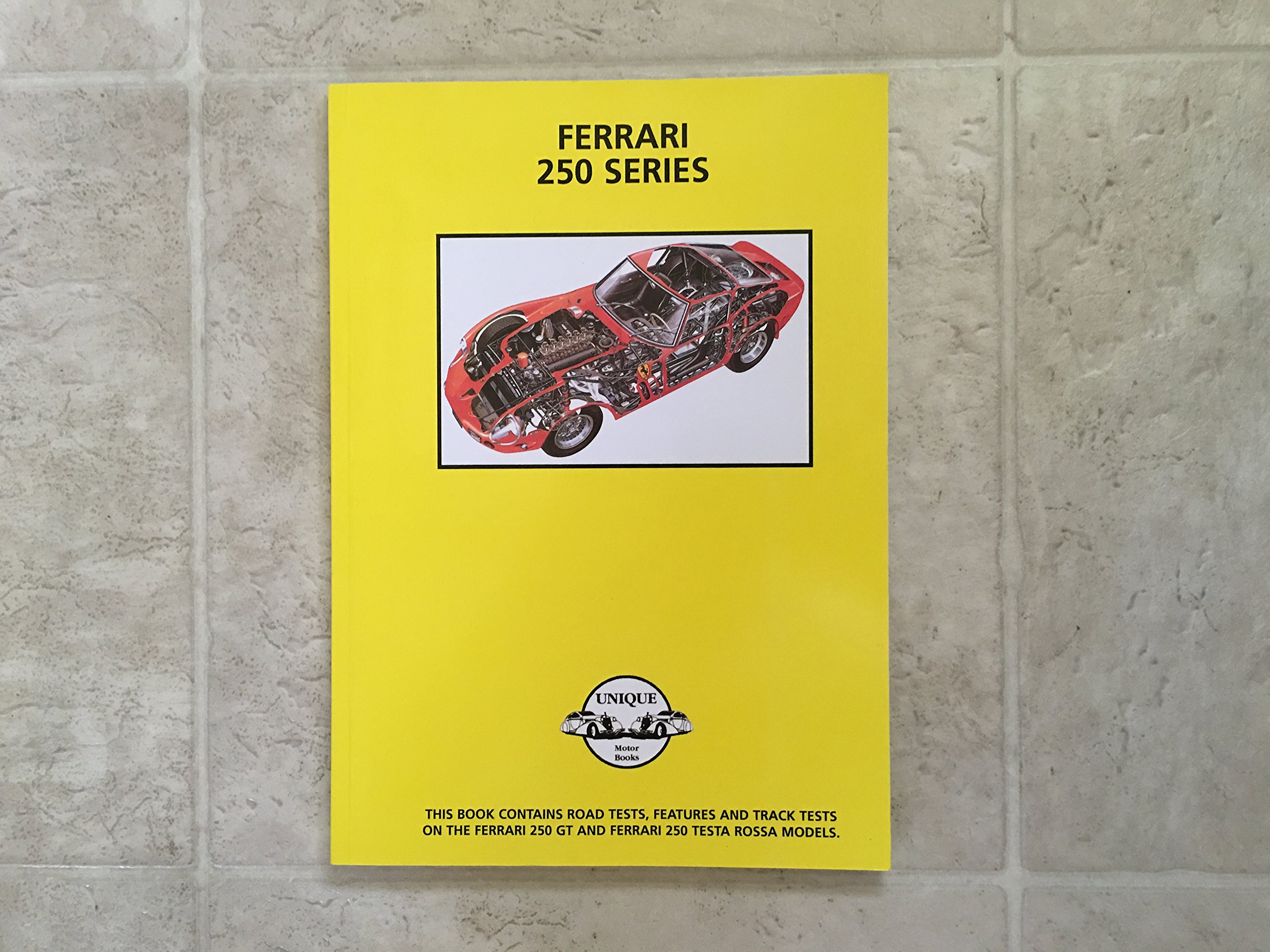 Read Online Ferrari 250 Series pdf epub