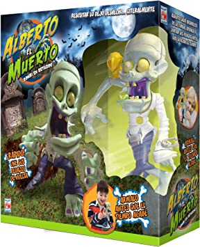 Zed The Zombie Figure (225843599) by Z-ED: Amazon.es: Juguetes y juegos