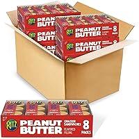 48-Pack Ritz Peanut Butter Sandwich Crackers, 8 -1.38 oz