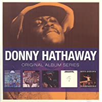 NEW Donny Hathaway - Original Album Series (CD)