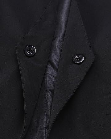 Blazer Chic Mujer Manga Larga Fiesta Splice Lentejuela Negocio Abrigo Chaqueta Americana Blazers Coat Moda Negro