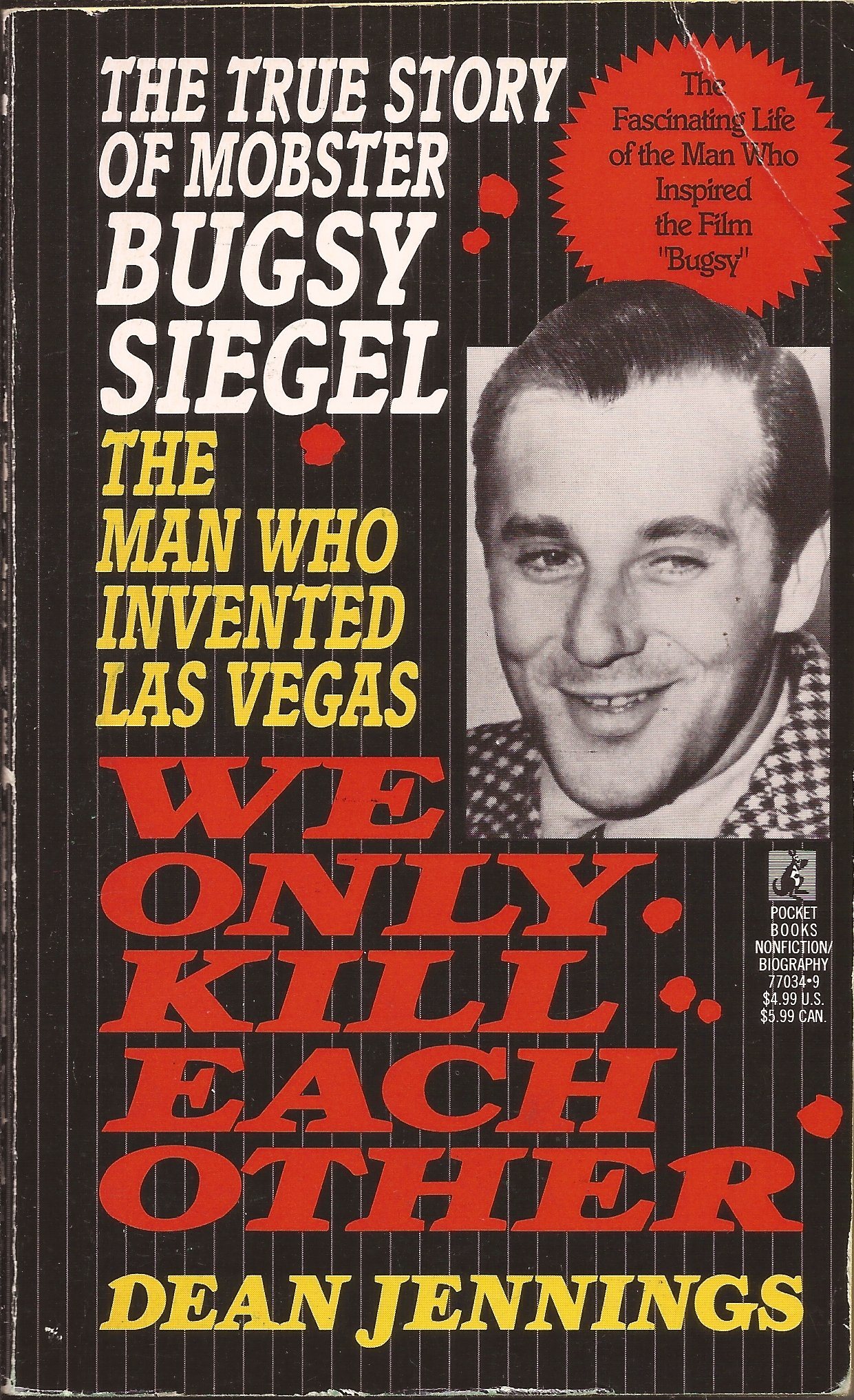 """Image result for """"bugsy siegel"""" """"we only kill each other"""""""