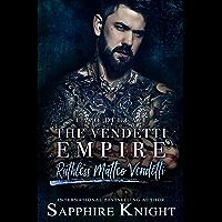 The Vendetti Empire: Capo dei capi – Ruthless Matteo Vendetti (Part 1) (English Edition)