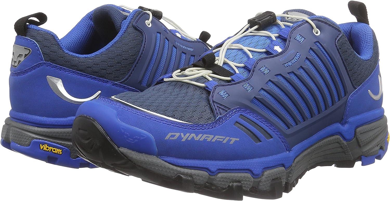 DynafitMS FELINE ULTRA - Zapatillas de TrailRunning Hombre, color Azul, talla 45: Amazon.es: Zapatos y complementos