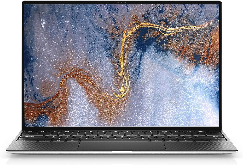 Dell New XPS 13 9300 13.4-inch FHD InfinityEdge Touchscreen Laptop (Silver), Intel Core i7-1065G7 10th Gen, 16GB RAM, 512GB SSD, Windows 10 Pro (XPS9300-7909SLV-PUS) (Renewed)