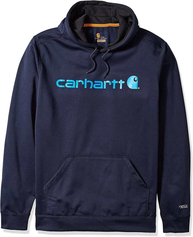 Regular and Big /& Tall Sizes Carhartt Mens Force Extreme Signature Hooded Sweatshirt Hooded Sweatshirt