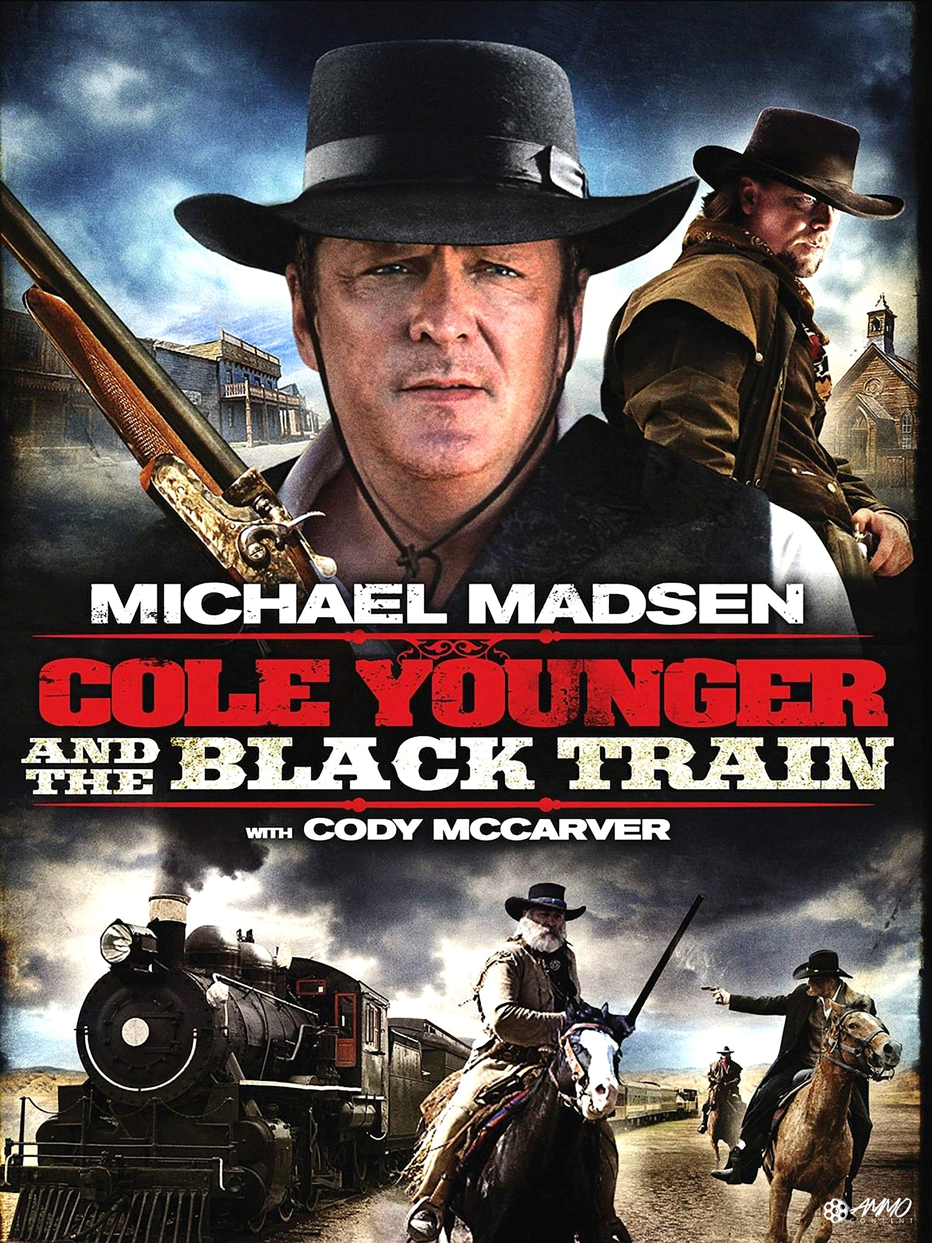 Cole Younger and the Black Train on Amazon Prime Video UK