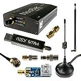 NooElec NESDR SMArt HF Bundle: 100kHz-1.7GHz Software Defined Radio Set for HF/UHF/VHF including RTL-SDR, Assembled Ham It Up
