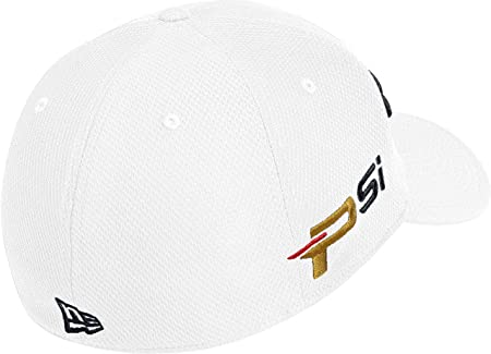 8ef1e9f1ea0 Taylormade Golf New Era 39Thirty Tour Stretch Fit Cap (M1 Psi)   Amazon.co.uk  Sports   Outdoors