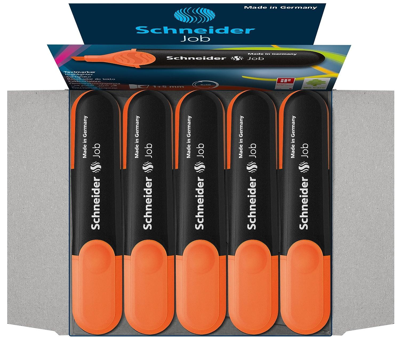 Schneider P001506x10 Evidenziatore, Confezione 10 Pezzi