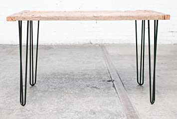 Industrial By Design Hairpin Legs, Industrial Strength, Mid Century Modern,  Three Rod