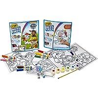 Color Wonder Paw Patrol Color Kit, Mess Free Color Wonder Markers, Coloring Pages, Coloring Gift for Kids (Amazon…