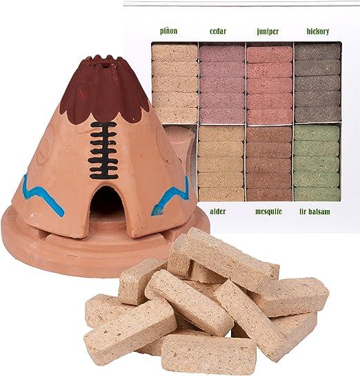 Incienso de Santa Fe 40 Bricks - Cones U Pick Amount USA Made NEW {:-