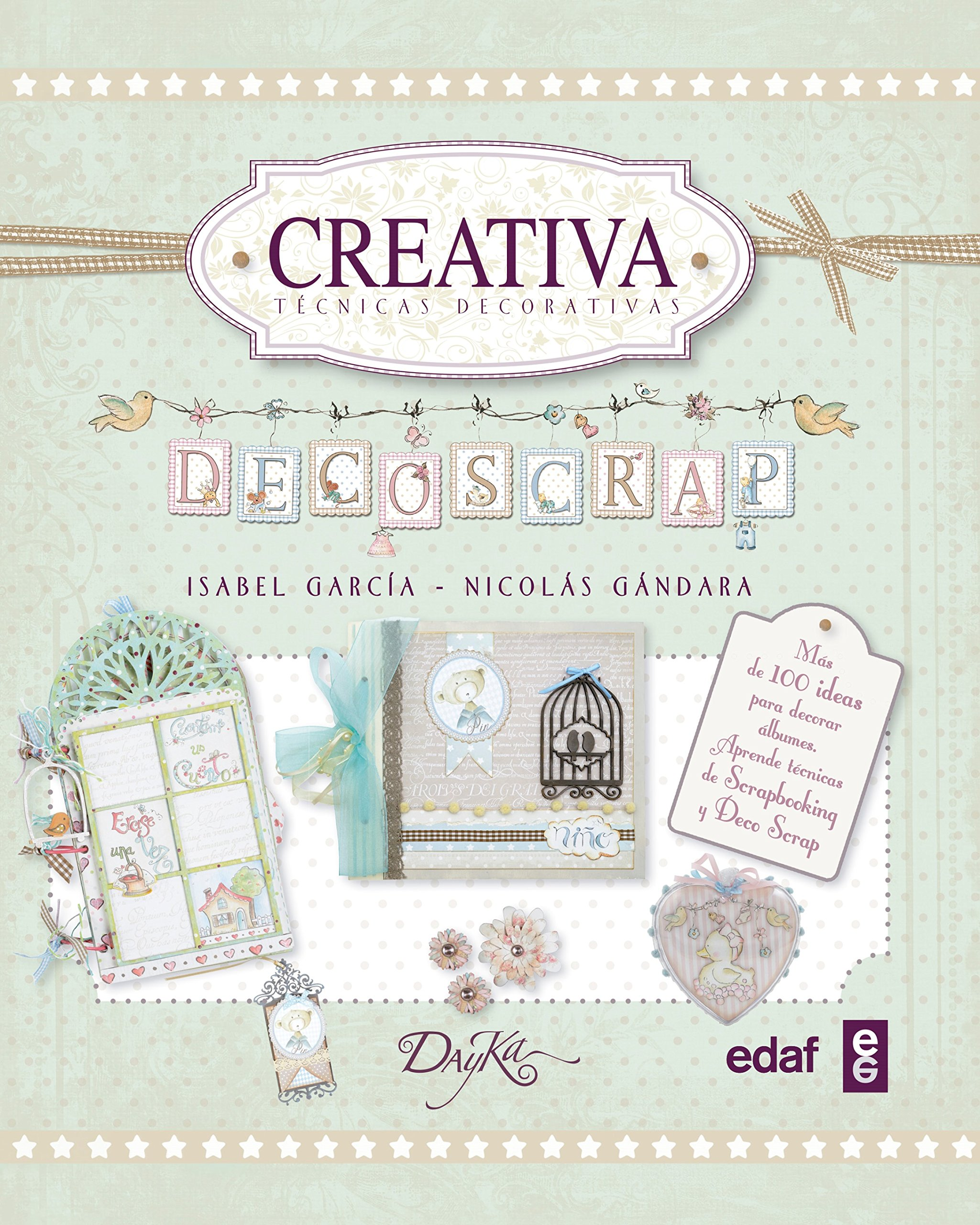 Decoscrap (Spanish Edition) (Spanish) Paperback – September 30, 2014