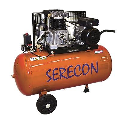 Compresor de aire 2 HP - 100 L