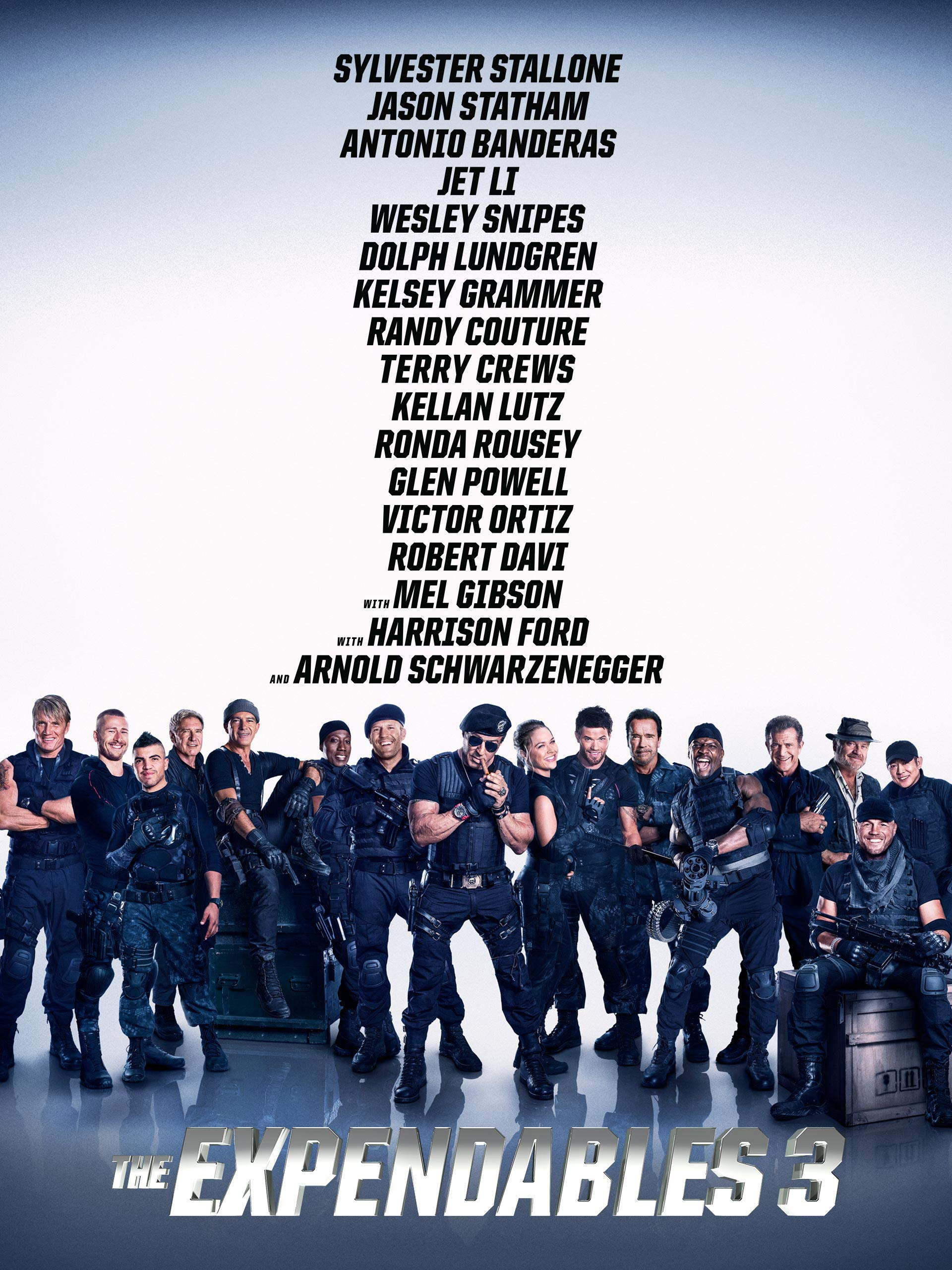 The Expendables 3 (4K UHD)