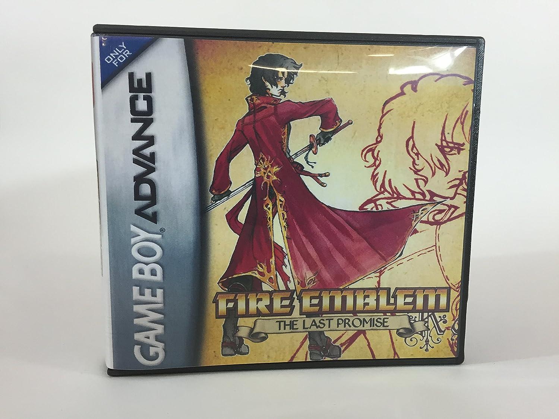 Amazon com: Fire Emblem: The Last Promise - Game Boy Advance