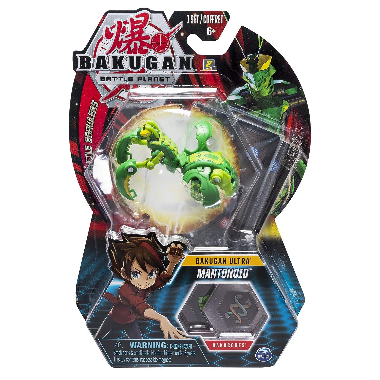 3 Tall Collectible Transforming Creature Haos Garganoid For Ages 6 /& Up Bakugan Ultra