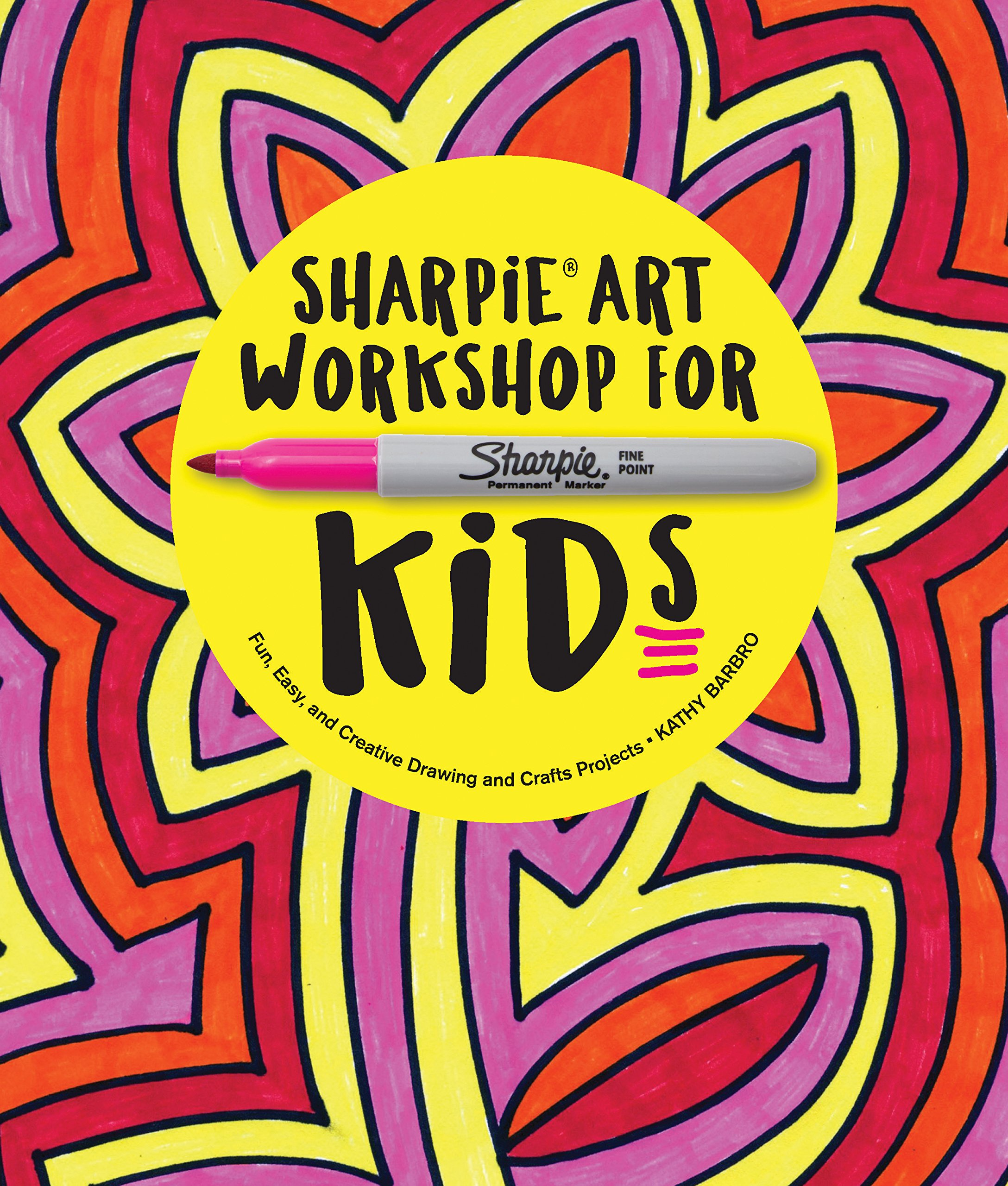 Sharpie Art Workshop Kids Creative product image