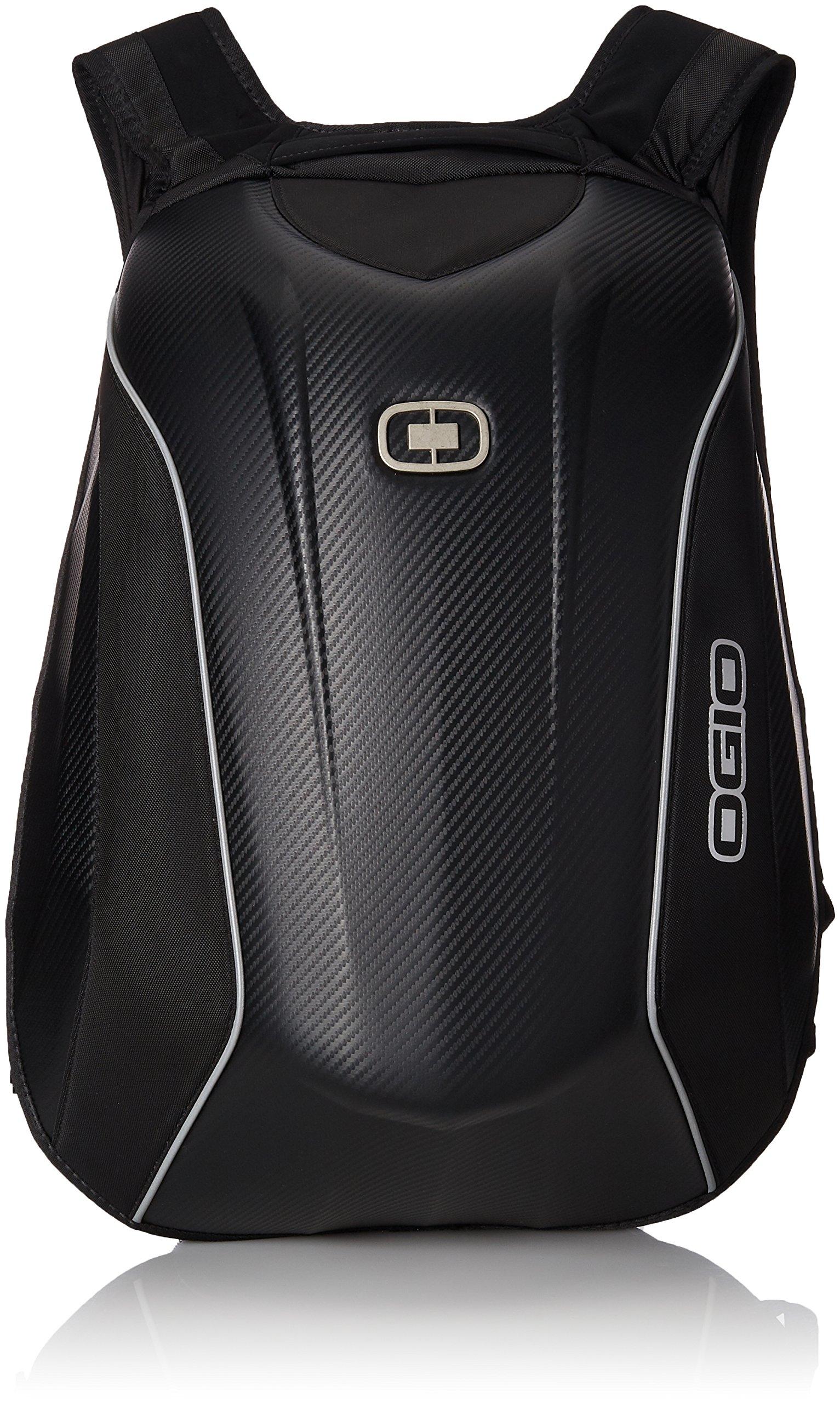 ogio 123006.36 No Drag Mach 5 Motorcycle Backpack - Stealth Black