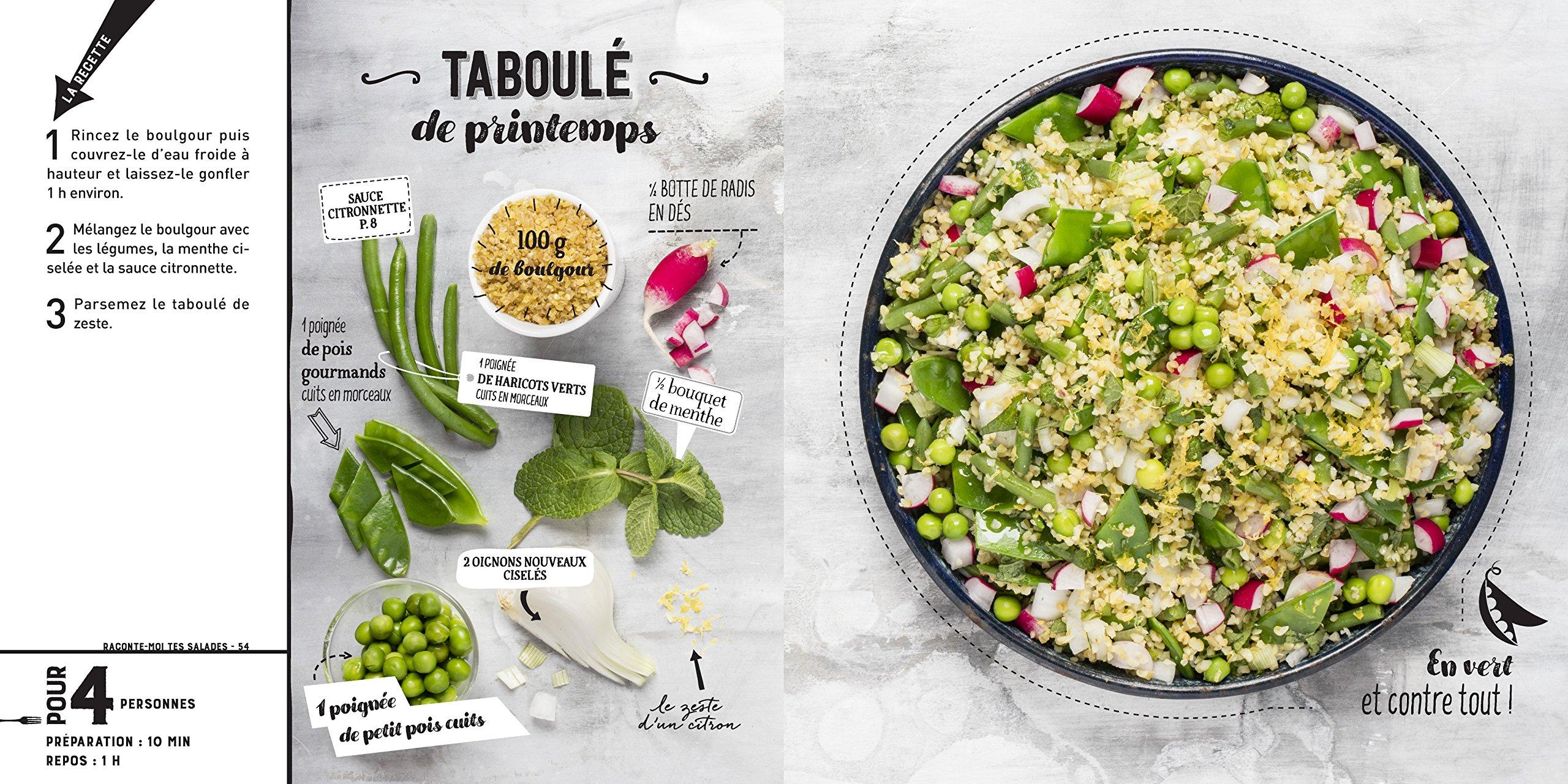 racontemoi tes salades