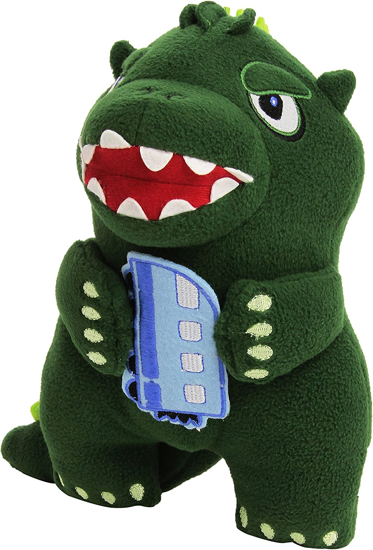 Ty Puppies Stuffed Animals, Amazon Com My First Godzilla Plush By Toy Vault Toys Games