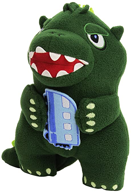 64c09db12a2 Amazon.com  Toy Vault My First Godzilla Plush  Toys   Games