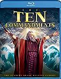 The Ten Commandments (1956) [Blu-ray]